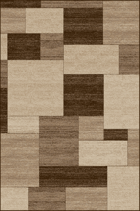 Covor Modern, Daffi 13027, Bej/Maro, 300x400 cm, 1700 gr/mp 0