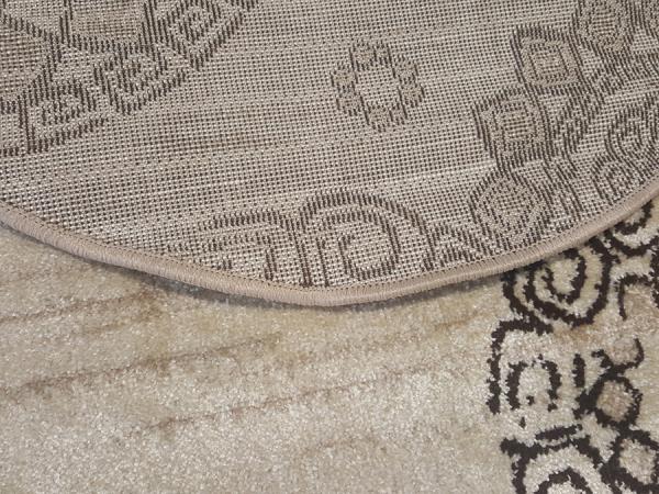 Covor Modern, Daffi 13041, Bej, Oval, 160x230 cm, 1800 gr/mp 1