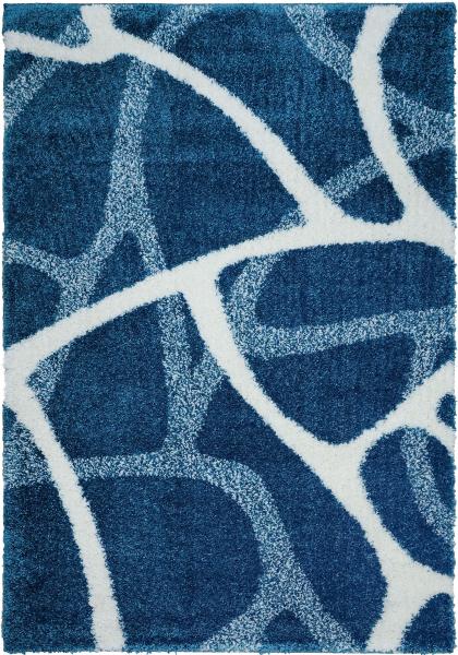 Covor Modern, Fantasy 12058-140, Bleu, 120x170 cm, 2550 gr/mp [0]