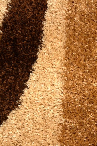 Covor Modern, Fantasy 12506-11, Bej, Oval, 80x150 cm, 2550 gr/mp [3]