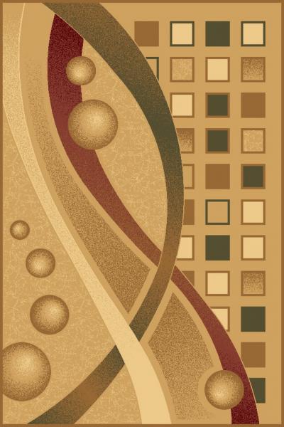 Covor Modern, Grofat, Anastasia 2297, 80x150 cm, 2350 gr/mp, 0.8x1.5 m [0]