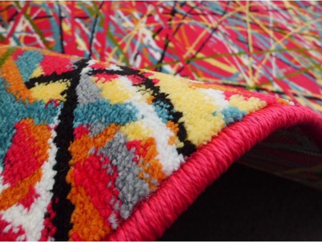 Covor Modern, Kolibri Art, Rosu, 80x150 cm, 2300 gr/mp 1