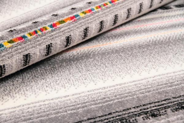 Covor Modern, Kolibri Ethnic Light, Gri, 120x170 cm, 2300 gr/mp 2