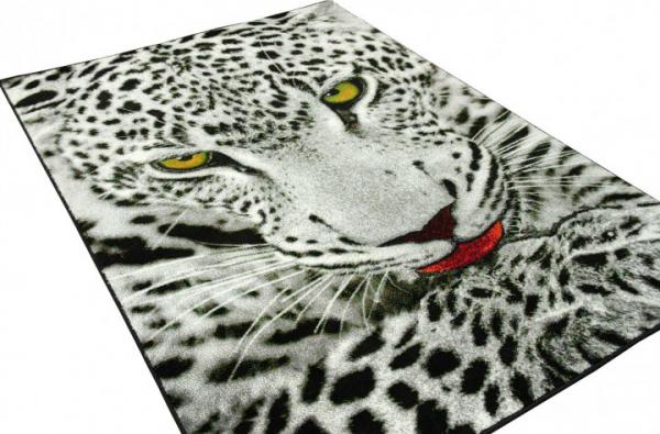 Covor Kolibri Leopard 11122, 80x150 cm, 2300 gr/mp 1