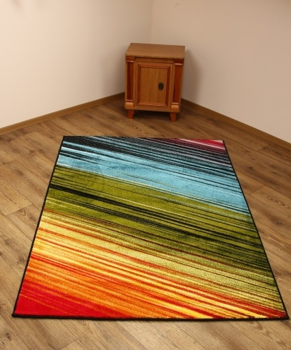 Covor Modern, Kolibri Multicolor 11009, 160x230 cm, 2300 gr/mp, 1.6x2.3 m. 2