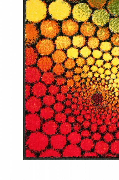 Covor Modern, Kolibri Multicolor 11056, 160x230 cm, 2300 gr/mp 3