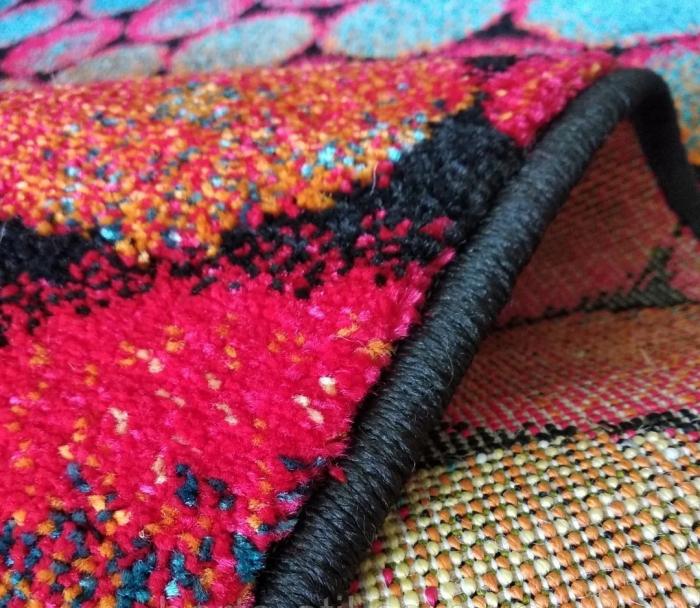 Covor Modern, Kolibri Multicolor 11056, 80x150 cm, 2300 gr/mp 5