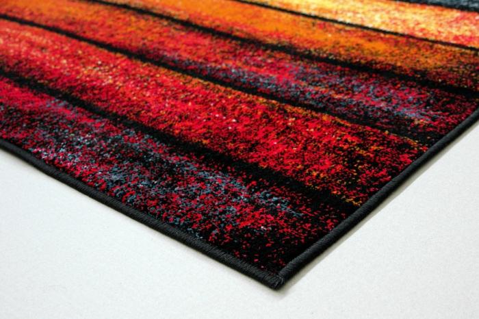 Covor Modern, Kolibri Multicolor 11196-120, 200x300 cm, 2300 gr/mp 2