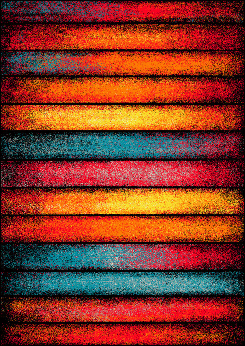 Covor Modern, Kolibri Multicolor 11196-120, 200x300 cm, 2300 gr/mp 0