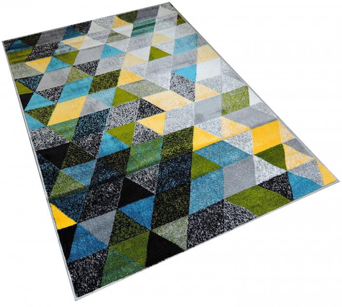 Covor Modern, Kolibri Shapes, 80x150 cm, 2300 gr/mp [1]