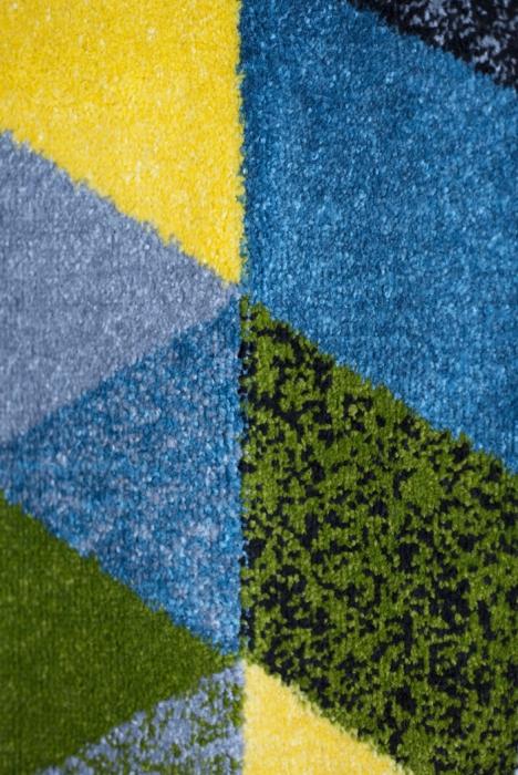 Covor Modern, Kolibri Shapes, 80x150 cm, 2300 gr/mp [2]