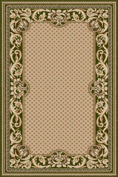 Covor Modern, Lotos 1568, Verde, 200x300 cm, 1800 gr/mp 0