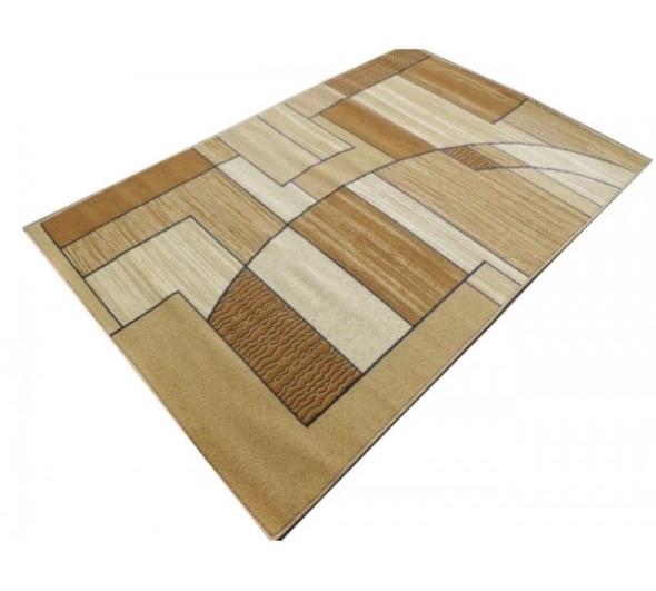 Covor Modern, Lotos 538, Bej, 80x200 cm, 1800 gr/mp [1]