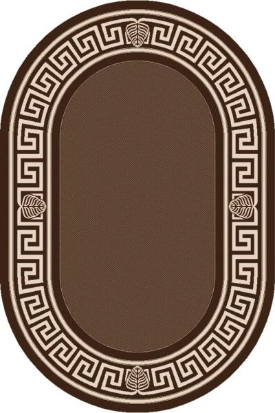 Covor Modern, Natura Versace, Oval, 80x150 cm, 1500 gr/mp [0]