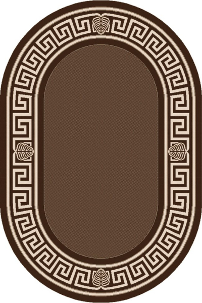 Covor Modern, Natura Versace, Oval, 50x80 cm, 1500 gr/mp [0]