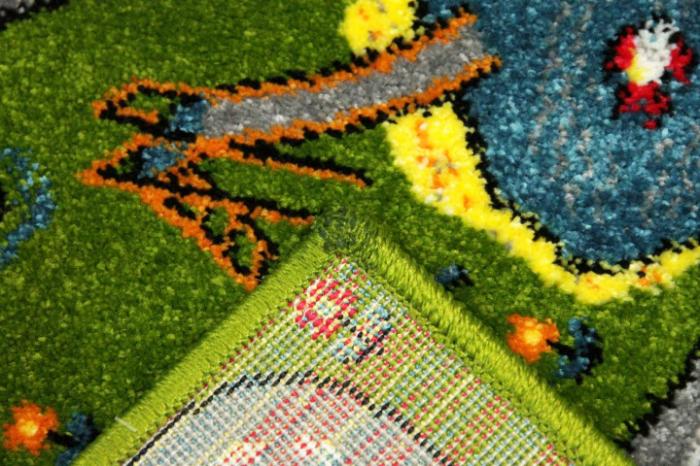 Covor Pentru Copii, Kolibri Drumulete 11061, 80x150 cm, 2300 gr/mp [7]