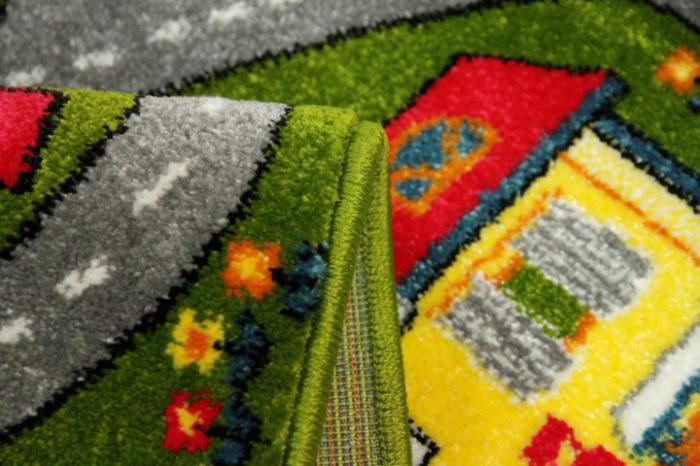 Covor Pentru Copii, Kolibri Drumulete 11061, 80x150 cm, 2300 gr/mp [6]
