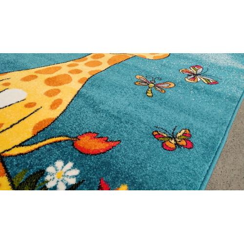 Covor Pentru Copii, Kolibri Girafa 11112, 80x150 cm, 2300 gr/mp 3