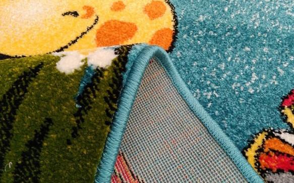 Covor Pentru Copii, Kolibri Girafa 11112, 80x150 cm, 2300 gr/mp 5