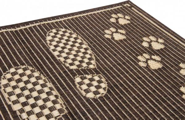 Covor Pentru Usa Intrare, Natura Talpici, 40x60 cm, 1500 gr/mp [1]