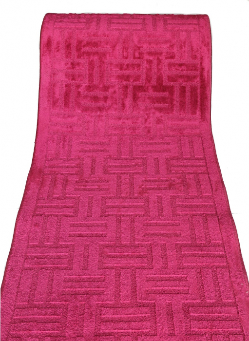 Traversa Antiderapanta Delta, 14074, Rosie, 80x500 cm 0