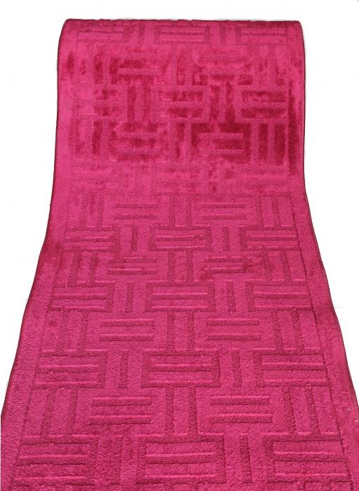 Traversa Antiderapanta Delta, 14074, Rosie, 80x900 cm [0]
