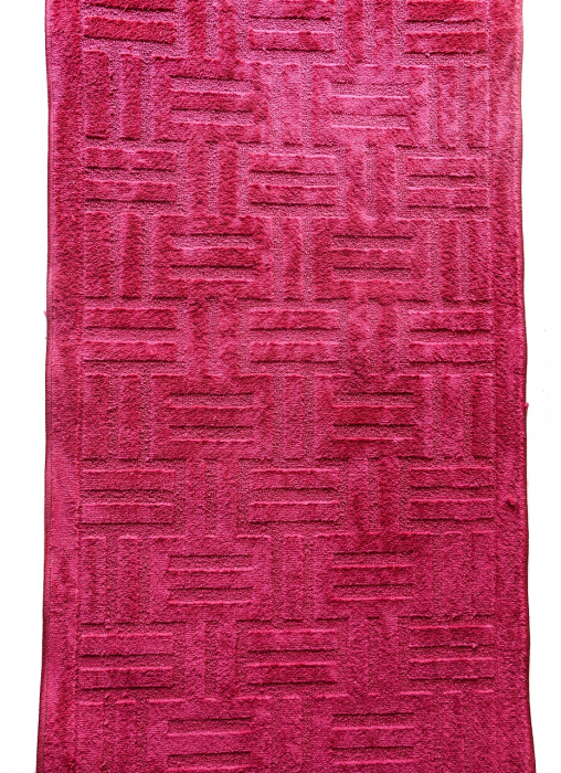 Traversa Antiderapanta Delta, 14074, Rosie, 80x200 cm 1