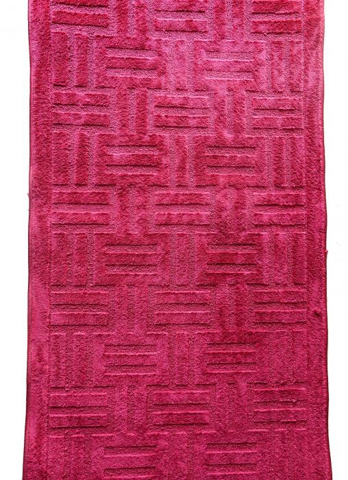 Traversa Antiderapanta Delta, 14074, Rosie, 80x400 cm 1