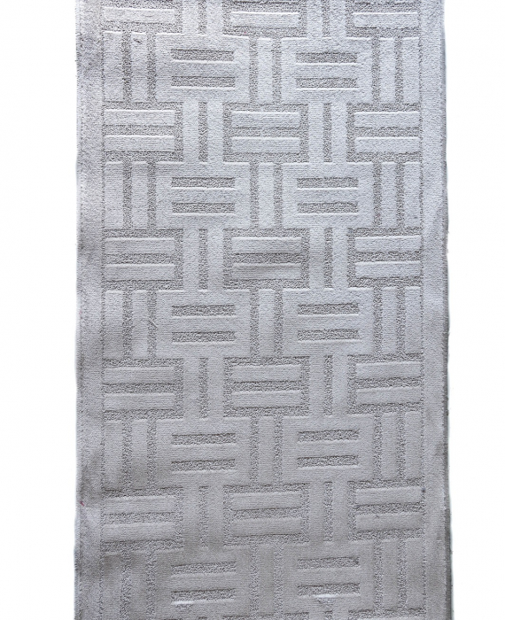 Traversa Antiderapanta Delta, 14047, Gri, 80x700 cm [1]