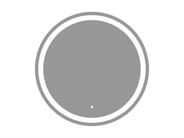 Oglinda cu Iluminare, Round, 800x800x4 mm 0