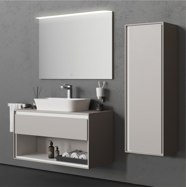 Oglinda cu Iluminare , Spectra, 800x1000x4 mm [1]