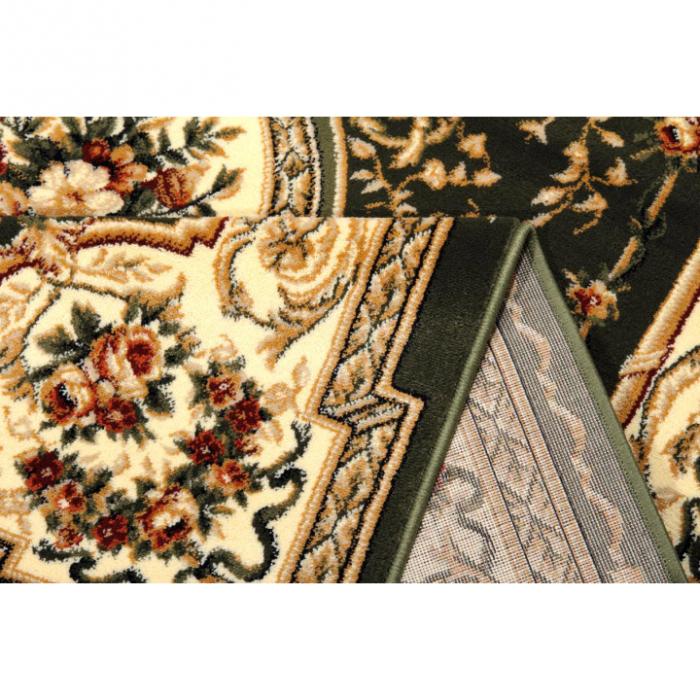 Covor Clasic, Lotos 568, Verde, 200x400 cm, 1800 gr/mp [2]