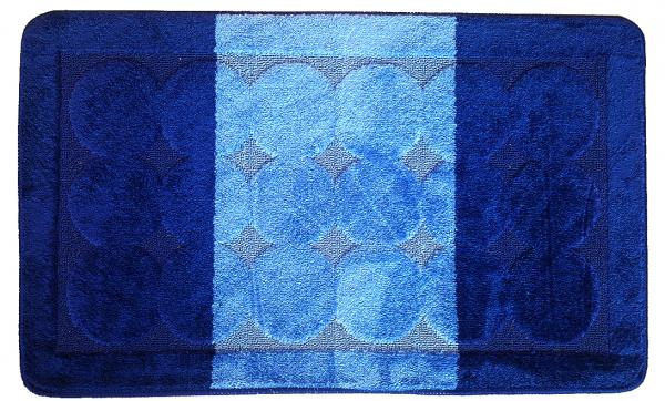 Set 2 covorase baie Edremit D. Blue, 60x100 cm, 50x60 cm 0