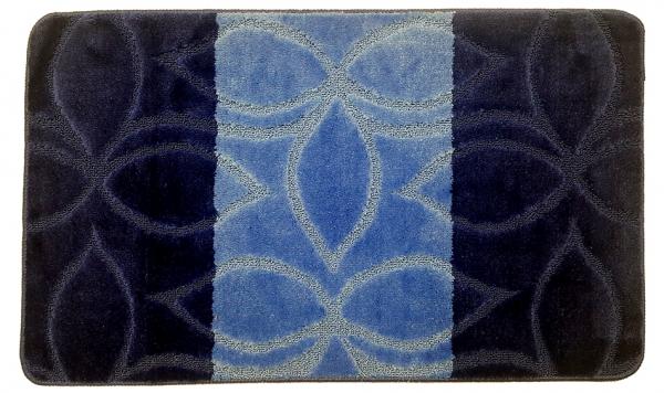 Set 2 covorase baie Erdek D. Blue, 60x100 cm, 50x60 cm 1