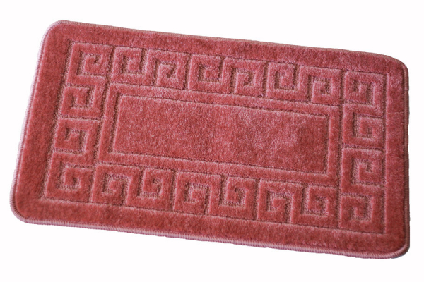 Set 2 covorase baie Ethnic Roz, 50x80 cm, 40x50 cm [0]