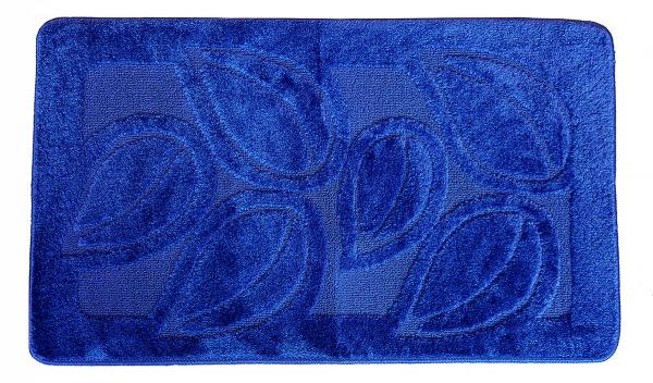 Set 2 covorase baie Flora D. Blue, 60x100 cm, 50x60 cm 0