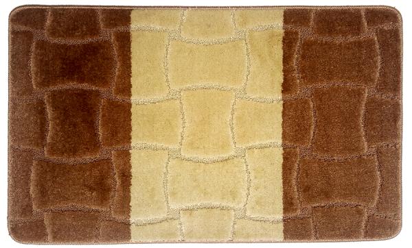 Set 2 covorase baie Sariyer L. Brown, 60x100 cm, 50x60 cm [1]