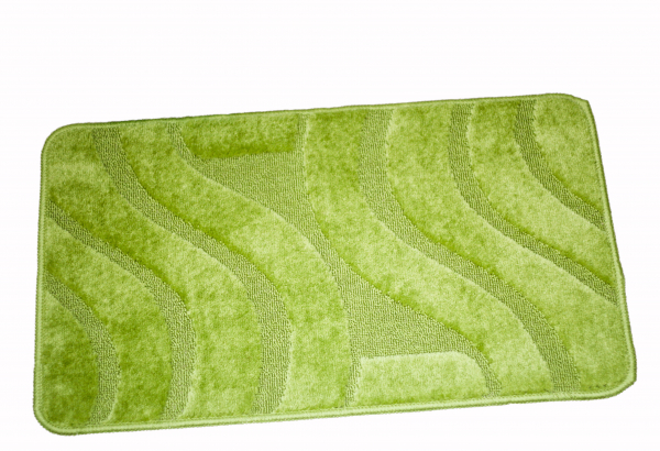 Set 2 covorase baie Symphony Green, 60x100 cm, 50x60 cm [0]