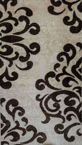 Traversa Covor, Cappuccino 16028-118, Bej / Maro, 60x400 cm, 1800 gr/mp 1