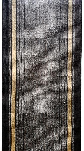 Traversa Covor, Saba 10, Gri, 120x1000 cm, 1350 gr/mp, 1.2x10 m. 1