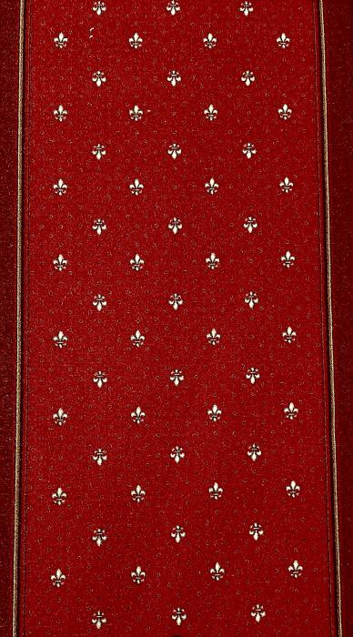 Traversa Tesatura Plata 1835, Rosu, 100x2000 cm, 820 gr/mp [0]