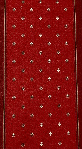 Traversa Tesatura Plata 1835, Rosu, 100x3000 cm, 820 gr/mp 7
