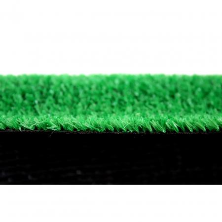 Covor Iarba Artificiala, Tip Gazon, Verde, 100% Polipropilena, 7 mm, 90x1100 cm [2]