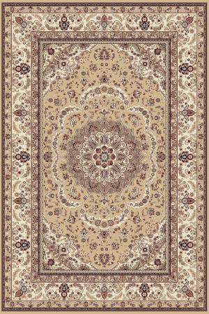 Covor Clasic, Cardinal 25507-110, Bej/Crem, 80x150 cm, 2100 gr/mp0