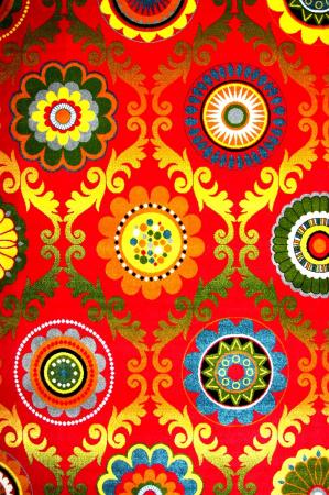 Covor Modern, Kolibri Baroque, Rosu, 200x300 cm, 2300 gr/mp0
