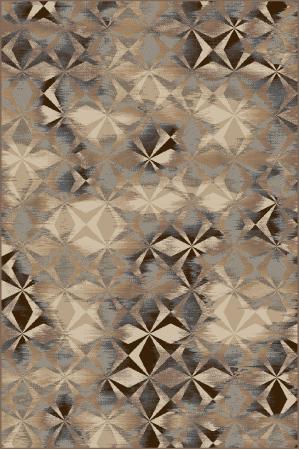 Covor Modern, Daffi 13038, Bej/Maro/Gri, 160x230 cm, 1700 gr/mp [0]