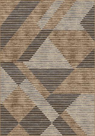 Covor Modern, Daffi 13126, Bej/Maro/Gri/Crem, 80x150 cm, 1700 gr/mp [0]