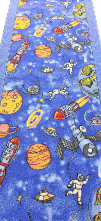 Traversa pentru Copii, Cosmos 1126, Albastru, 820 gr/mp [2]