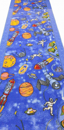 Traversa pentru Copii, Cosmos 1126, Albastru, 820 gr/mp [3]