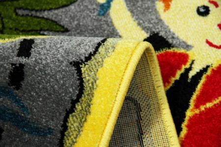 Covor Pentru copii, Kolibri Insula Comorilor, 80x150 cm, 2300 gr/mp2